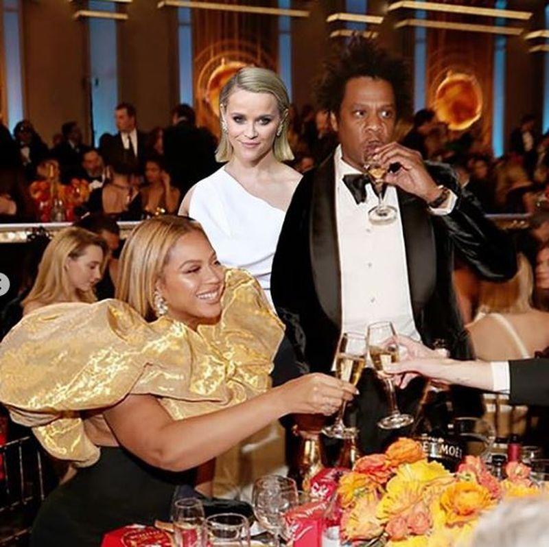 Vor deveni Beyonce și Reese Witherspoon cele mai bune prietene?