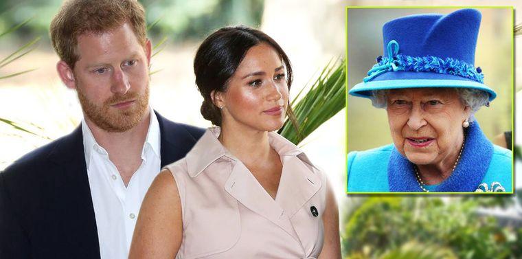 Agitaţie mare  la Casa Regală a Marii Britanii! Declarații șocante la adresa Ducilor de Sussex!
