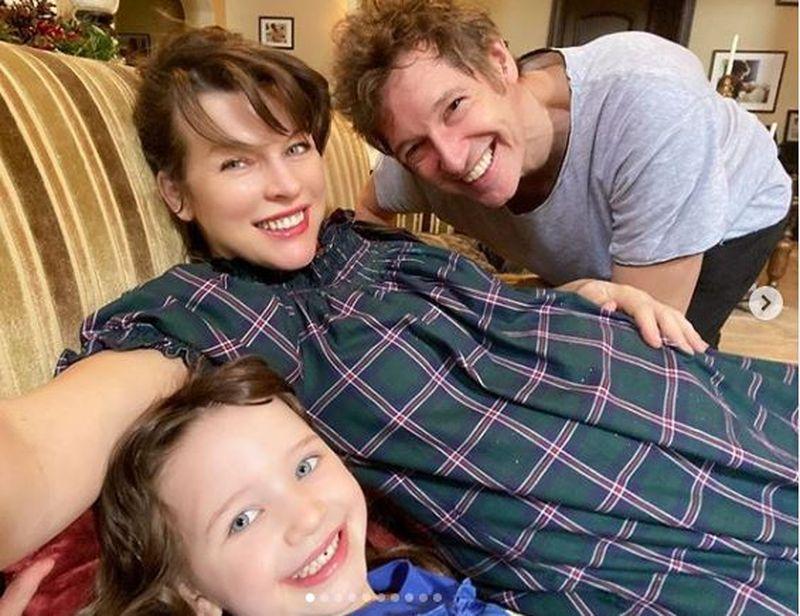 Milla Jovovich și Paul W. S. Anderson vor deveni părinți, din nou