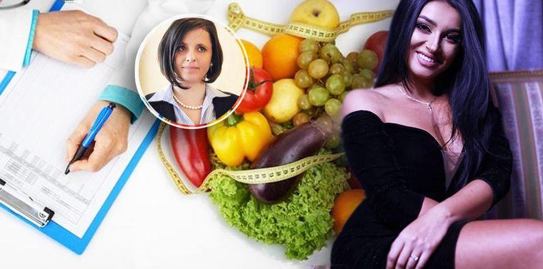 Mesele vedetelor, analizate de un celebru nutriționist. Ce spune Lygia Alexandrescu despre meniul Elenei Ionescu?