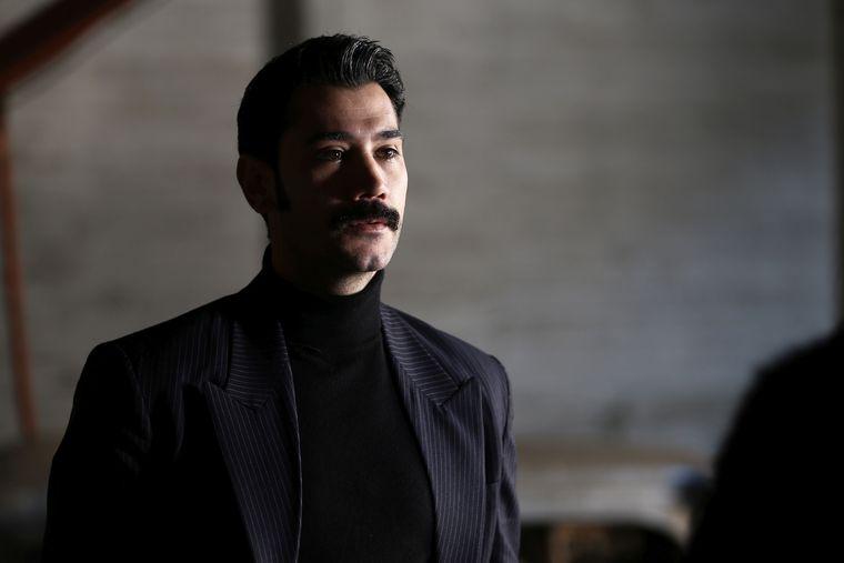 """Ugur Gunes, """"Yilmaz"""", din serialul """"Ma numesc Zuleyha"""""""