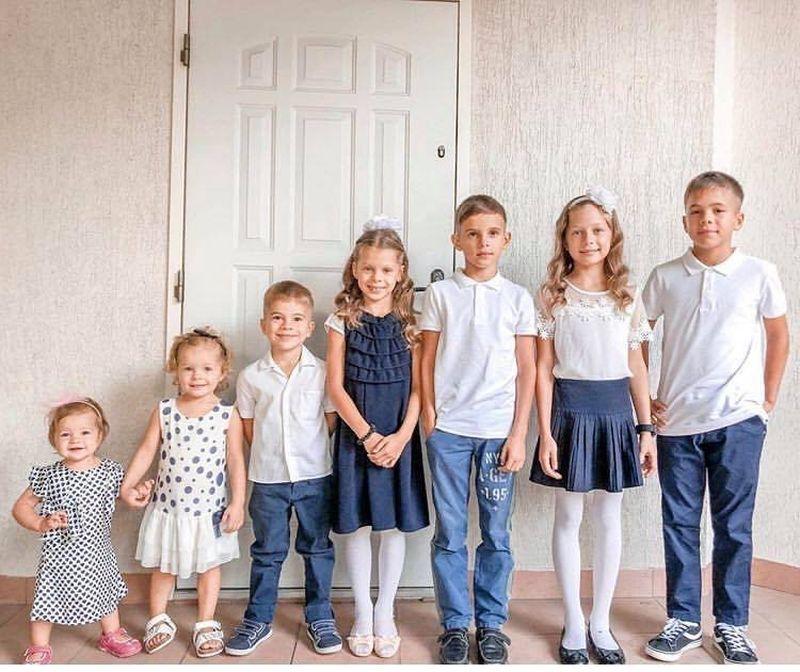 Mamă a 7 copii, Maria Cârnaț a refuzat bona. Sfaturile ei pentru mame