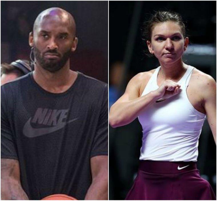 Kobe Bryant s-a stins din viață. Simona Halep- declarație emoționantă
