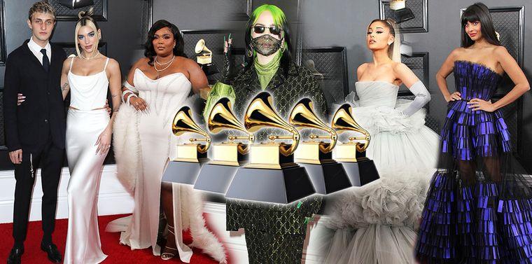 Ţinute fabuloase la premiile Grammy 2020! A fost spectacol pe covorul roşu!