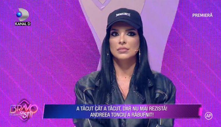 """Incredibil! Anamaria Prodan se implică în scandalul dintre Andreea Tonciu și Maria Ilioiu de la """"Bravo, ai stil! Celebrities"""""""