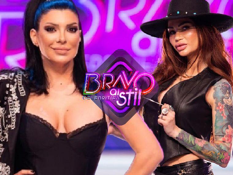 """Schimb de replici dure la """"Bravo, ai stil! Celebrities"""". Maria Ilioiu așteaptă scuze de la Andreea Tonciu: """"Eu îți dau două vorbe și te distrug!"""""""