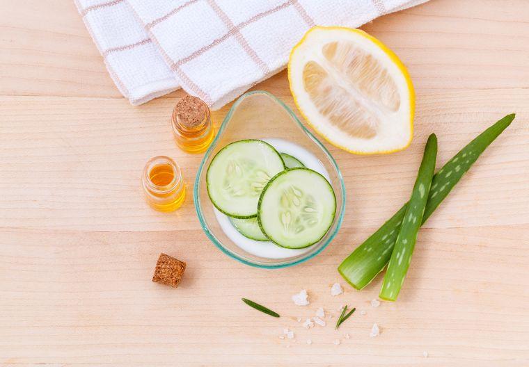 Hidratarea tenului în sezonul rece, folosind ingrediente naturale