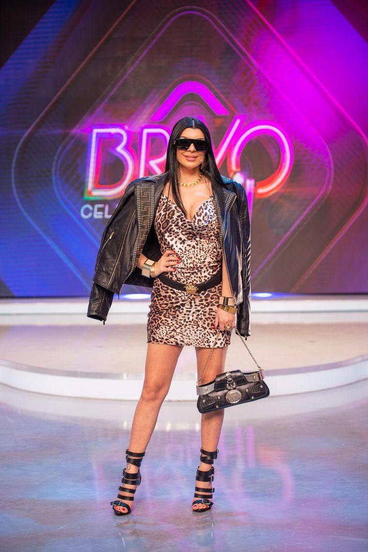"VIDEO EMOTIONANT. Andreea Tonciu, in lacrimi la ""Bravo, ai stil! Celebrities"""