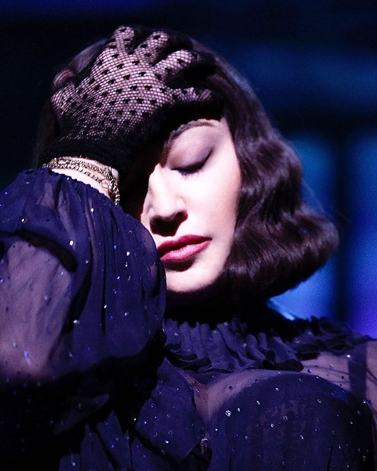 """Madonna, plină de nervi din cauza celor de la London Palladium. """"Cenzură. A naibii cenzură..."""""""