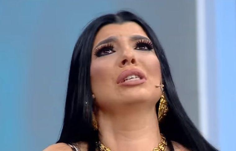 """Andreea Tonciu, în lacrimi la """"Bravo, ai Stil! Celebrities"""", după ce fetița ei a văzut-o la tv: """"Mami, de ce fata aia rea te face ciocănitoare?"""""""