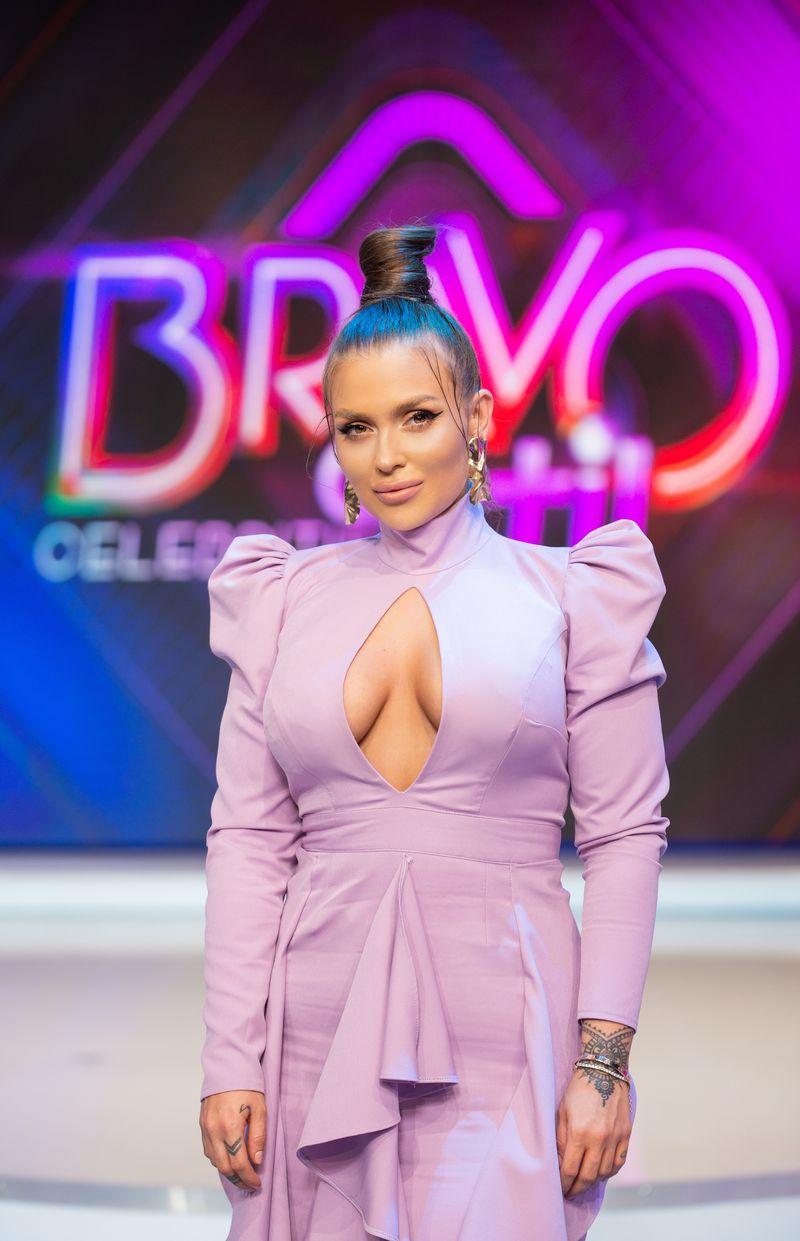 """Cine este nouă concurentă de la """"Bravo, ai stil! Celebrities"""". Maria Ilioiu a fost eliminată, în ediția de sâmbătă a show-ului"""