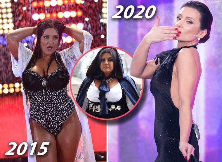 Cum arăta Bianca Rus înainte de a-și micșora stomacul! Avea 120 kg, acum are doar 50 kg! Ce regim de viață are