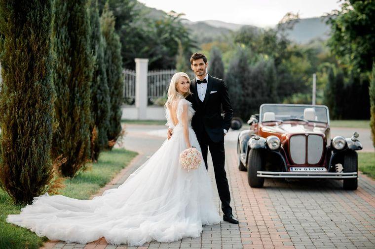 Andreea Bălan si sotul