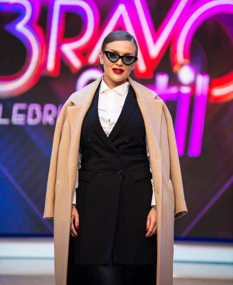 Oana Radu Bravo ai stil celebrities