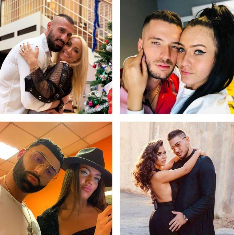 Roxana si Turcu se casatoresc