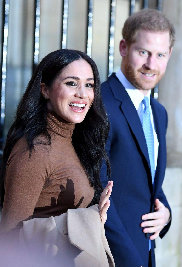 Meghan Markle și Prințul Harry- divorțul este inevitabil