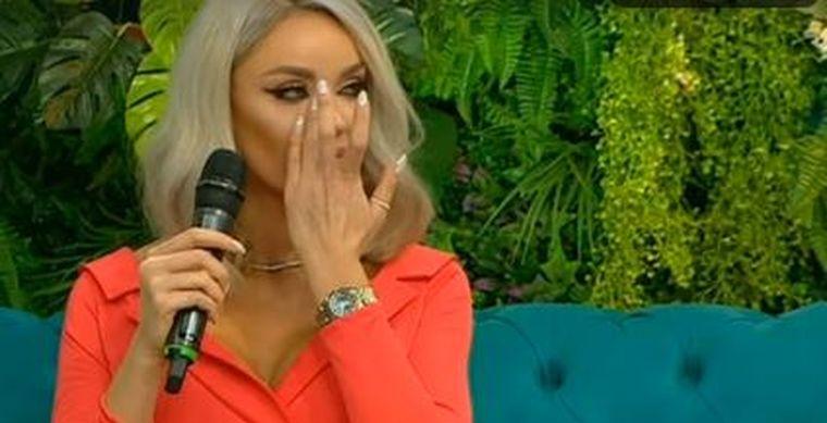 Bianca Drăgușanu plânge în public din cauza soțului, Alex Bodi