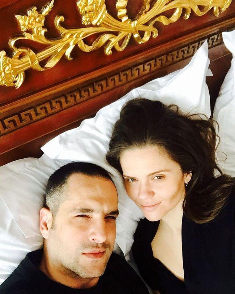 Critina Șișcanu și Mădălin Ionescu dorm împreună doar la hotel! Să aibă oare probleme în cuplu?