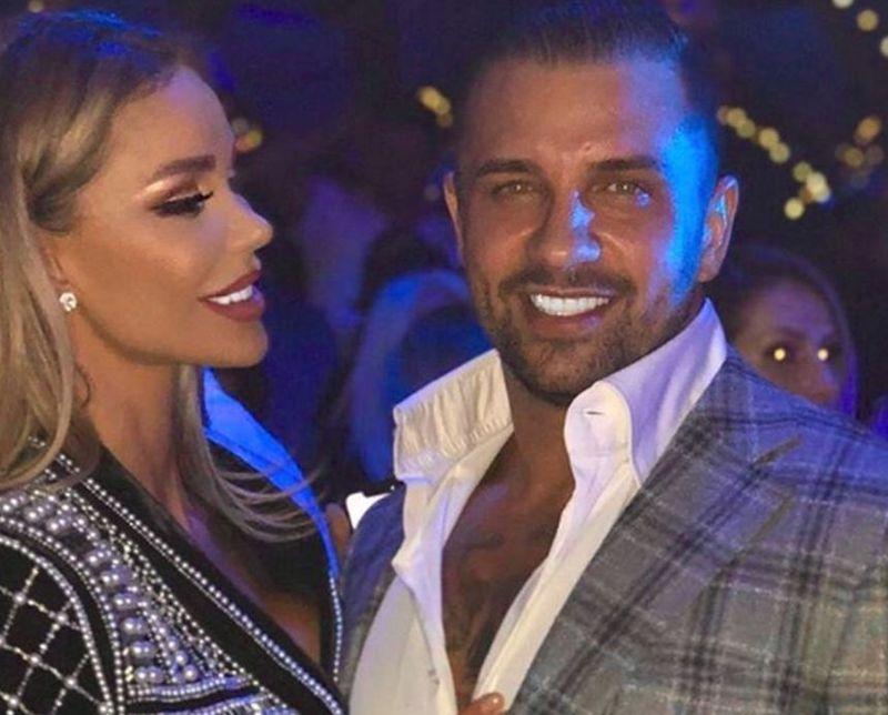 Alex Bodi s-a mutat peste hotare pentru amanta Daria Radionova