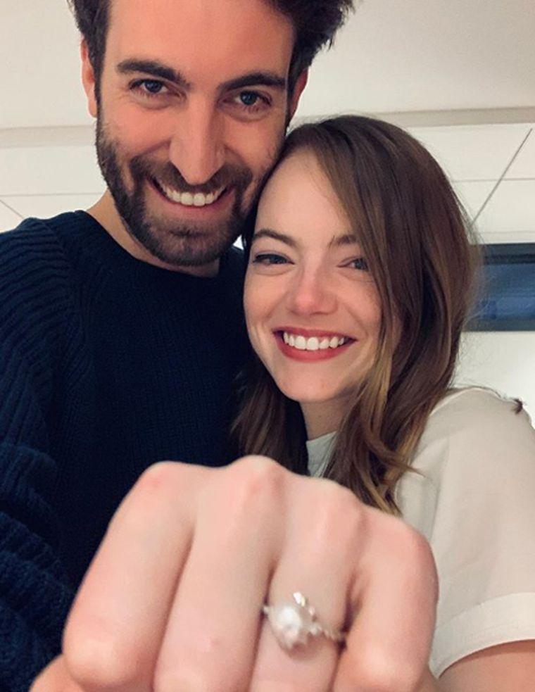 Emma Stone și logodnicul său au anulat nunta! Ce s-a întâmplat