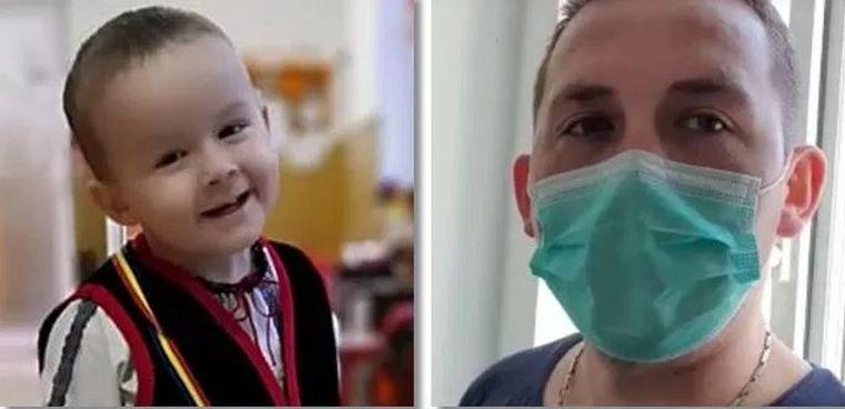 Mesajul emoţionant al unui copilaş infectat cu coronavirus!