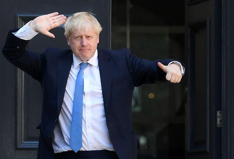 Boris Jonhson este infectat cu COVID-19. Anunțul făcut de premierul Marii Britanii
