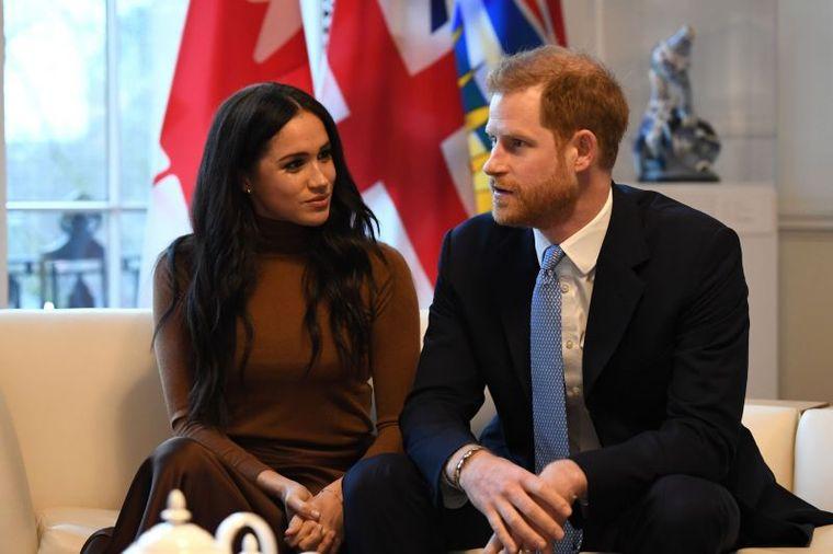 """Prințul Harry și Meghan Markle, mesaj de adio: """"S-ar putea să nu ne mai vedeți"""""""