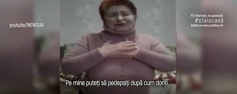 Imagini dramatice. O femeie își cere iertare în genunchi, după ce a infectat cu Covid-19 mai multe persoane