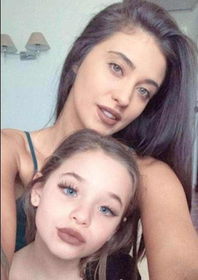 Antonia se teme pentru viața fetiței sale, care locuiește în Italia