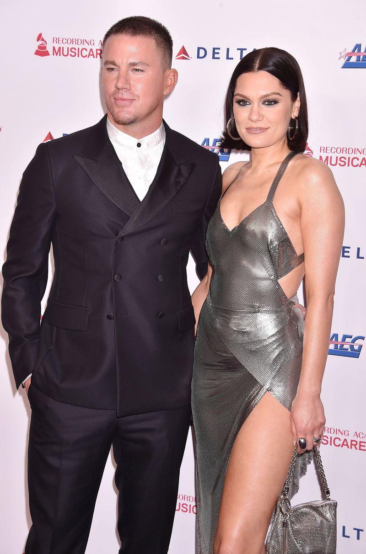 Channing Tatum și Jessie J s-au despărțit