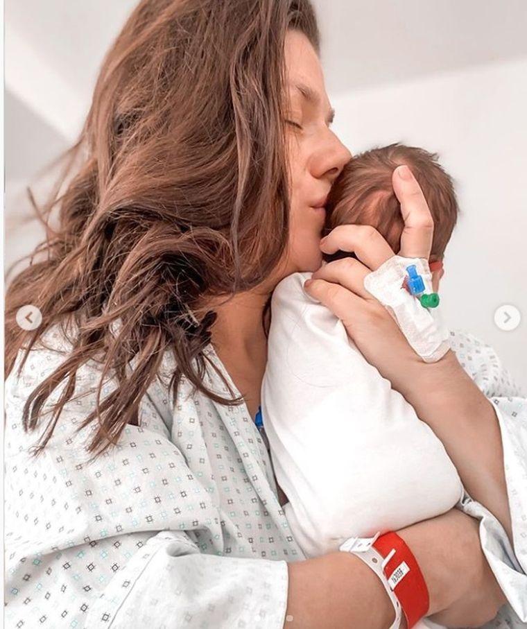 """Drama prin care trece Tily Niculae după ce a devenit mamă: """"Trec printr-un șoc"""""""