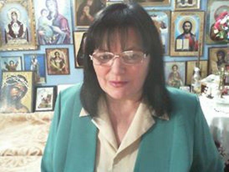 """Maria Ghiorghiu, mesaj primit în zorii zilei: """"Maica Domnului plângand cu râuri de lacrimi"""""""