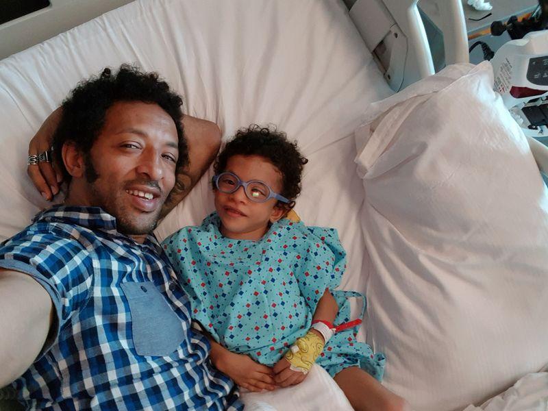 kamara, leon, fiul lui kamara, momente cumplite, s-au anulat tratamentele