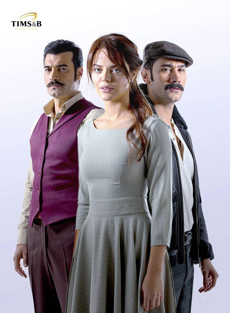 Murat Ünalmıș, actorul, ma numesc zuleyha, emoții uriașe