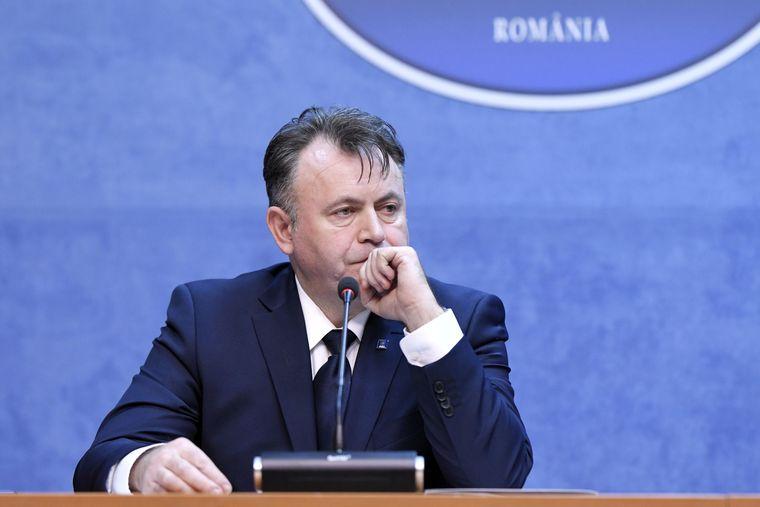 """Ministrul Sănătății: """"O eventuală relaxare a măsurilor restrictive, după 15-20 mai sau 1 iunie"""""""
