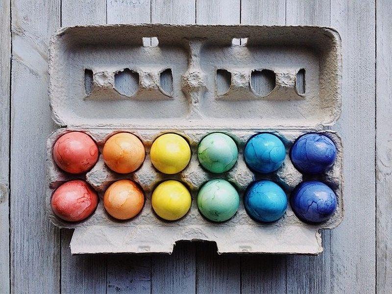 rețete de paște, masa de paște, ouă de paște, vopsitul ouălor, cum vopsești ouăle