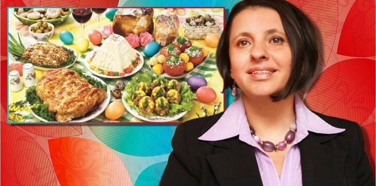 Lygia Alexandrescu, sfaturi esenţiale pentru masa de Paşte!