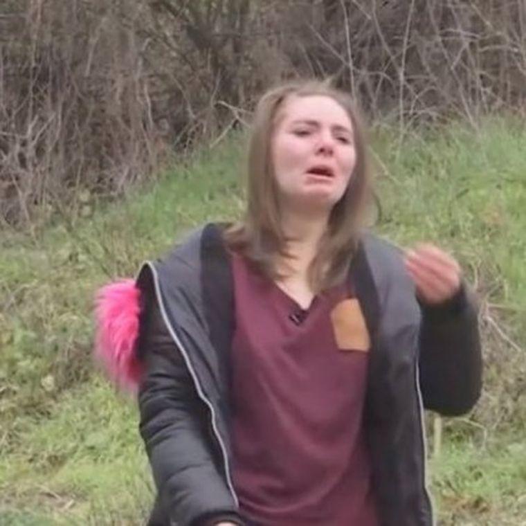 """Vulpița, abuzată tocmai de Viorel. Veronica a izbucnit în lacrimi. """"Mă toacă"""""""