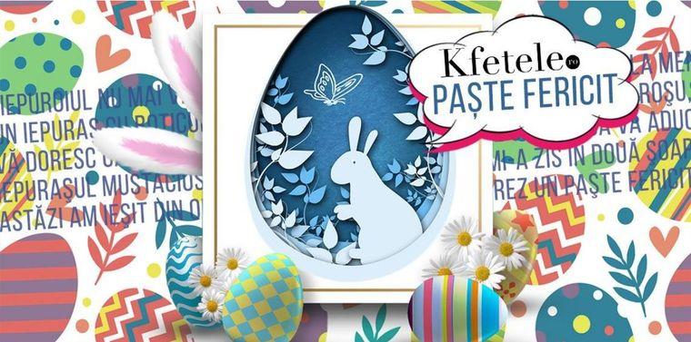 Cele mai frumoase mesaje de Paște pentru cei dragi!