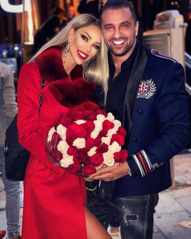 Bianca Drăgușanu și Alex Bodi, protagoniștii unui reality show