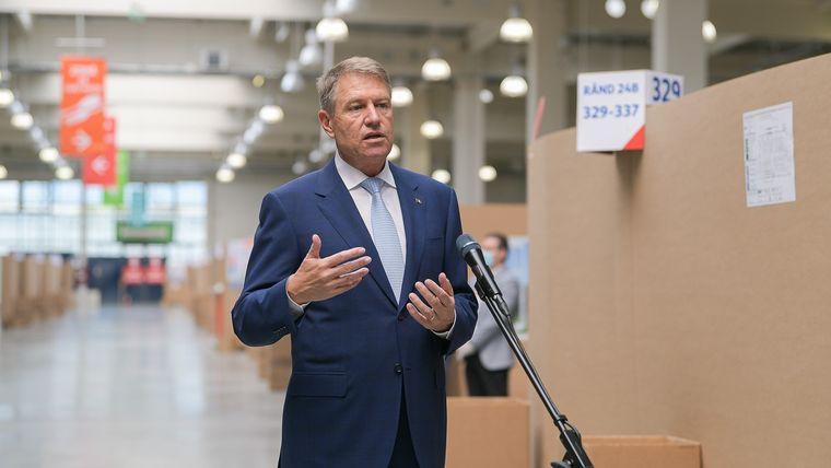 Klaus Iohannis a anunțat care sunt măsurile care se iau după data de 15 mai, în stare de alertă