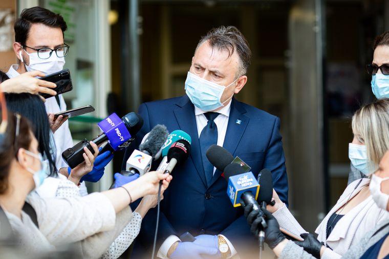 """Ministrul Sănătății, informații importnte despre testarea populației: """"Putem să ne aşteptăm la un al doilea val foarte puternic"""""""