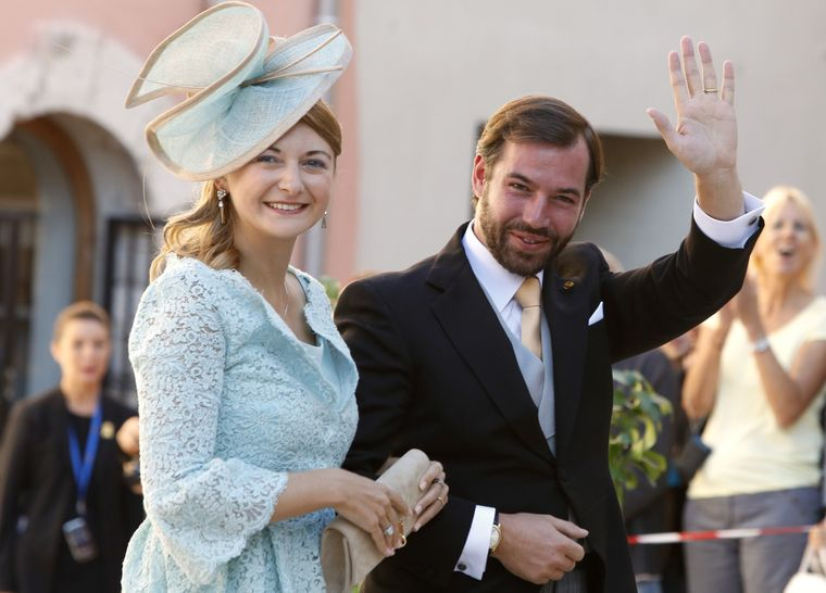 Prințul Guillaume și Prințesa Stéphanie au devenit părinți