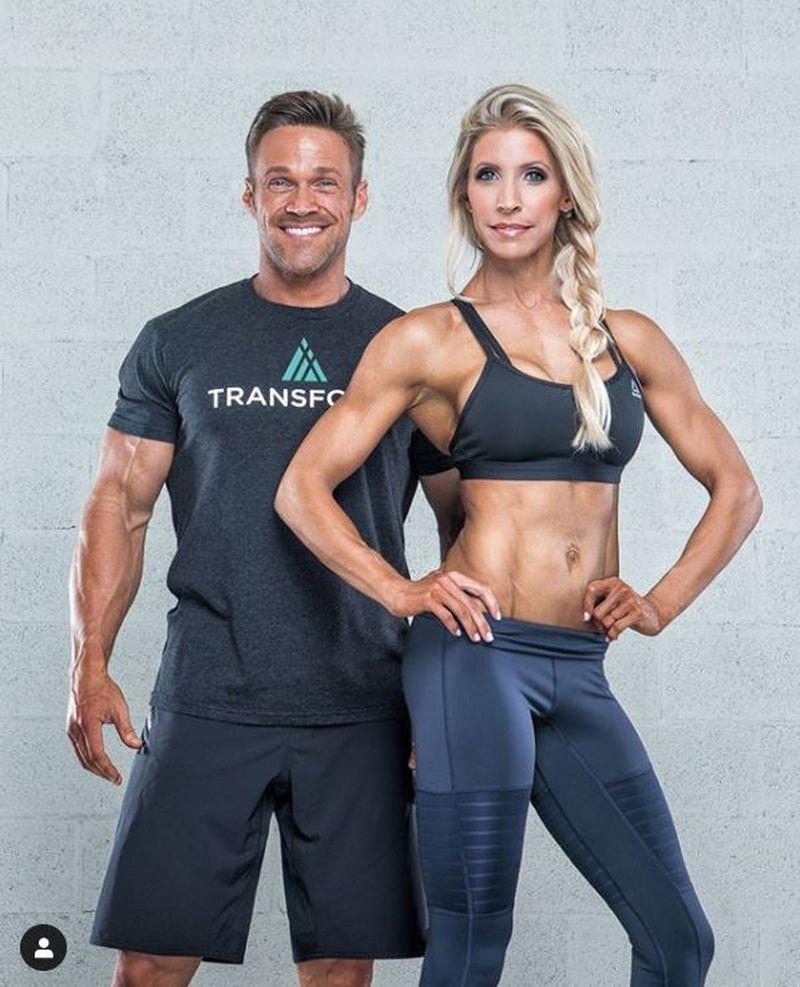 Chris Powell și soția sa, Heidi, se despart după 10 ani de mariaj