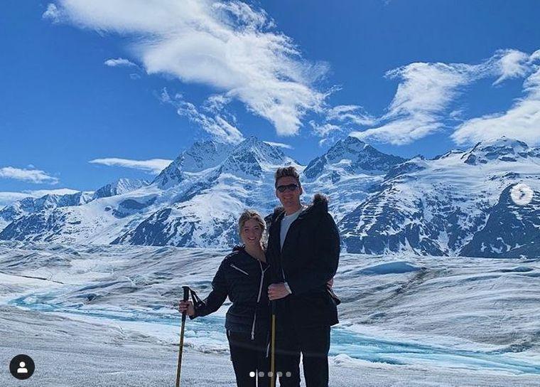 Sasha Pieterse și soțul său, Hudson Sheaffer, vor deveni părinți
