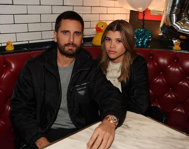 scott disick, sofia richie, kourtney kardashian, despărțire, showbiz