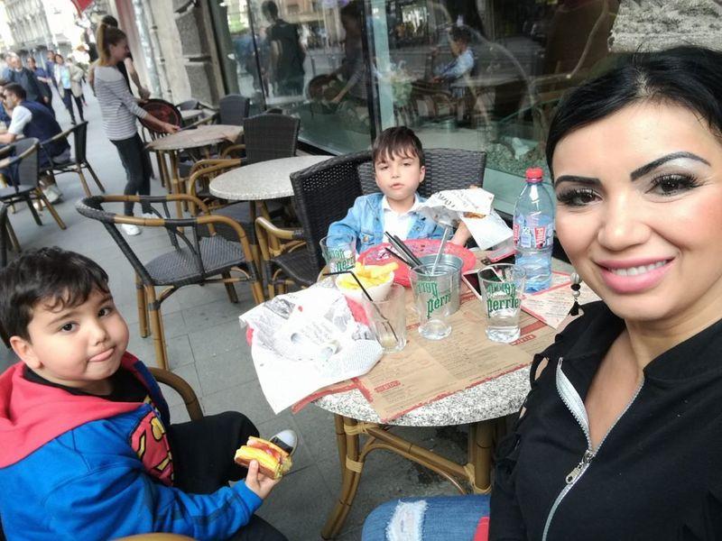 adriana bahmuțeanu, copiii, două luni, a văzut, dorul