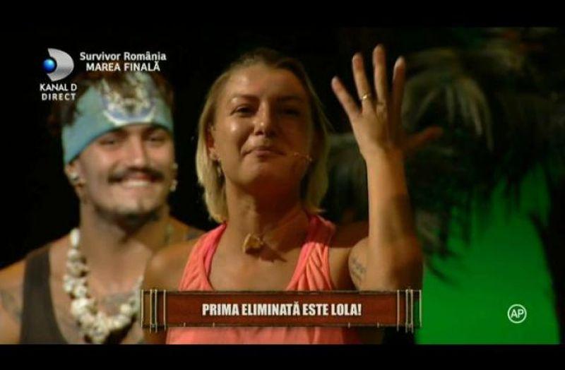 Lola Crudu de la Survivor s-a logodit cu iubitul său, George