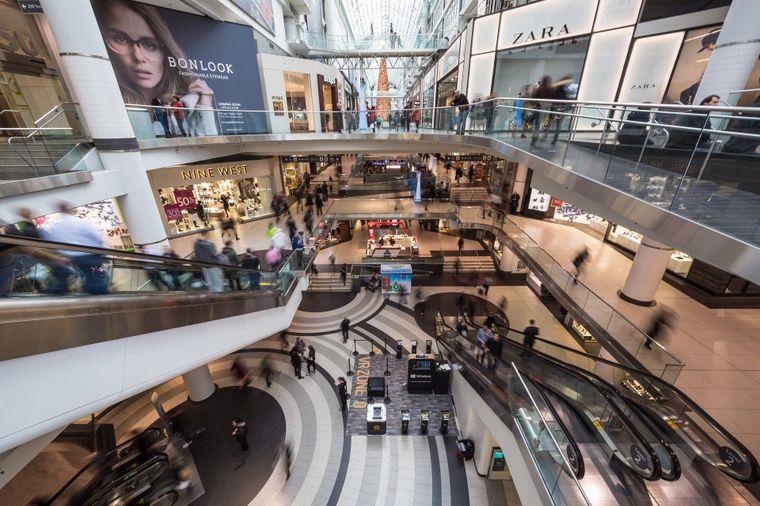 Când se redeschid mall-urile! Anunțul de ultimă oră al Ministrului Economiei