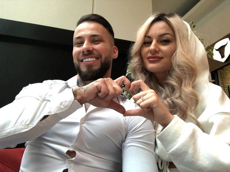 Manuela şi Robert Ionescu de la Puterea Dragostei sunt iubiţi? Declaraţii exclusive despre relaţia pe care o au în afara emisiunii